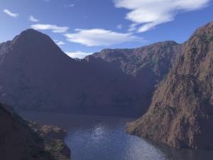 terragen terrain simulation
